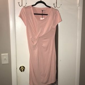 Juicy Couture T-shirt Dress Midi/Right Above Knee